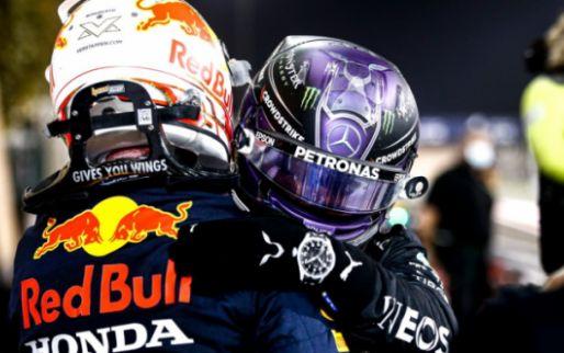 """Een crash tussen Verstappen en Hamilton """"slechts een kwestie van tijd"""""""