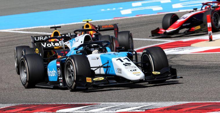 Verschoor komt in actie in Formule 2-raceweekend in Monaco