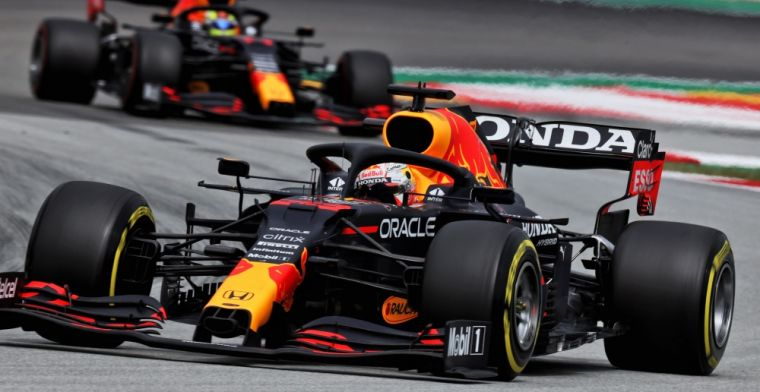 Red Bull's rear wing illegal? 'That's the only reason it's being looked at'