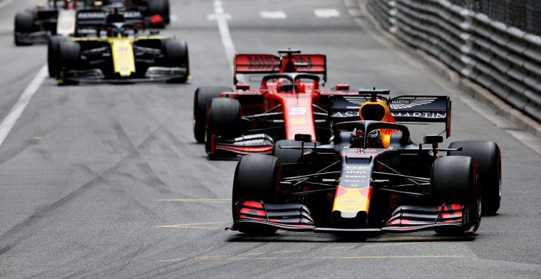 Horner ziet noodzaak bij Red Bull: We moeten zorgen dat we Mercedes verslaan