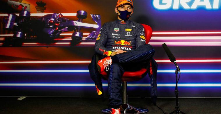 FIA koppelt Verstappen bij persconferentie aan oud-wereldkampioen