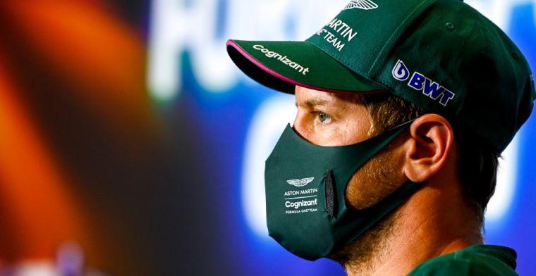 Vettel struggling at Aston Martin: 'Does it still make sense?'