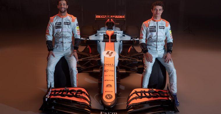 McLaren vraagt andere teams mee te doen aan 'throwback livery' trend