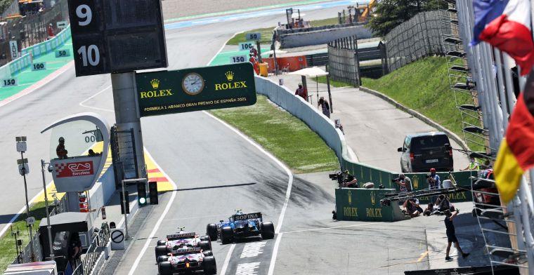 F1 introduceert nieuwe prijs na de Grand Prix: 'Workday Agility Award'