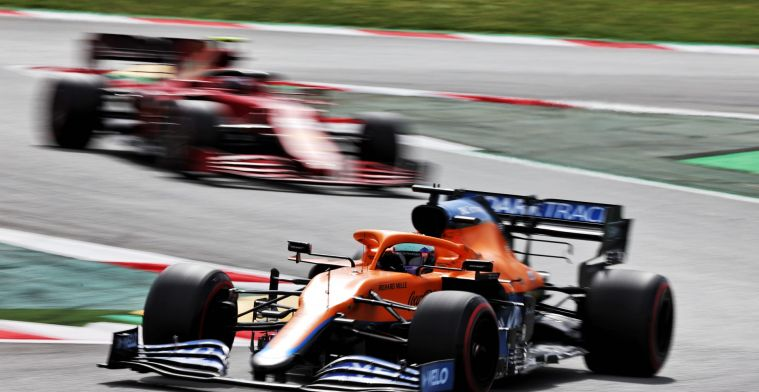 Ricciardo verwachtingsvol: 'Dat was goed te zien in Spanje'