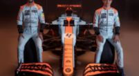 Image: McLaren asks other teams to join 'throwback livery' trend