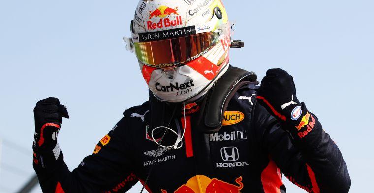 Stewart ziet Verstappen als favoriet: 'Red Bull heeft de snelste coureur'