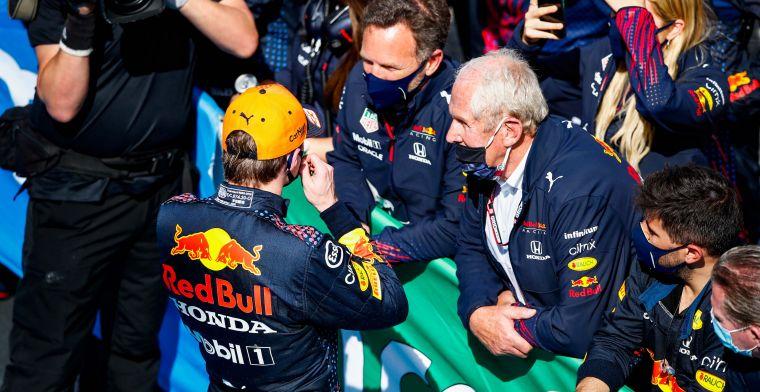 Marko en Verstappen krijgen bijval: 'We zullen track limits gewoon negeren'