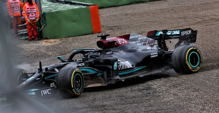 Villeneuve: Hamilton is going to make those kind of mistakes more often