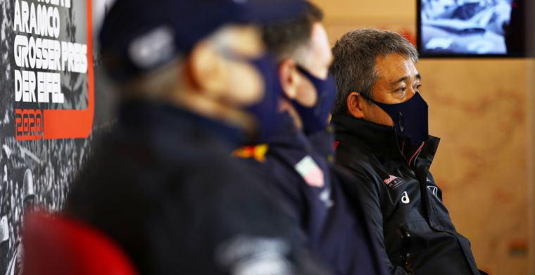 Tost sees missed opportunity from Honda: 'They could have overtaken Mercedes'
