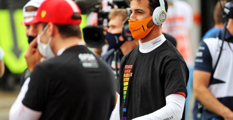 Ricciardo haalt eerste herinnering op aan Monaco: 'Dit viel mij meteen op'