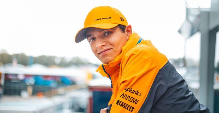 Veel positieve reacties op contractverlenging Norris bij McLaren, maar ook kritiek
