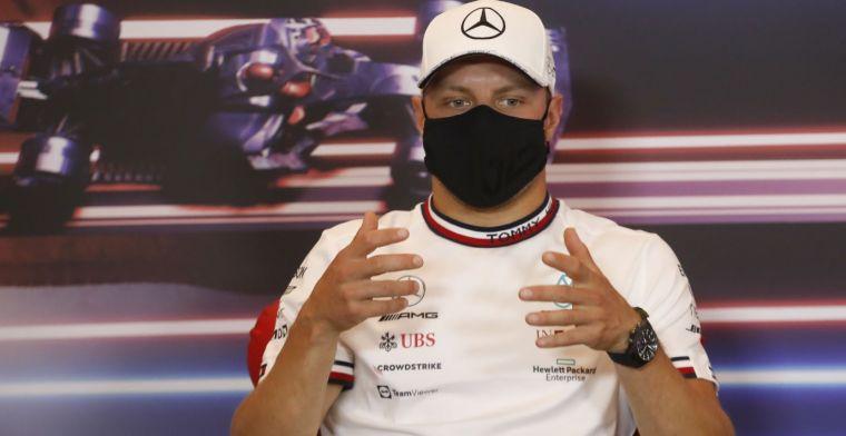 Bottas voorzichtig met voorspellingen: 'Op papier een circuit voor Red Bull'