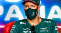 Afbeelding: Vettel grapt over track limits: 'Dat is misschien meer een vraag voor Verstappen'