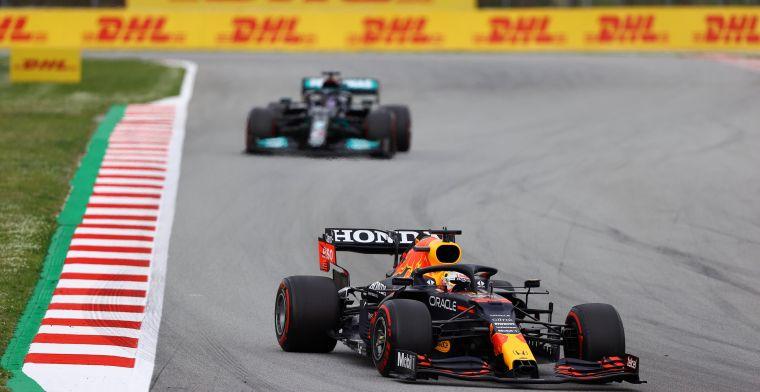 Mol: 'Als Verstappen Hamilton zo verslaat heeft dat wel wat extra glans'