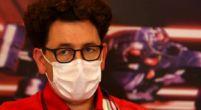 Afbeelding: Binotto bezorgd na crash Leclerc: 'We gaan het in de komende uren zien'