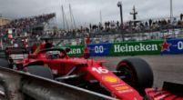 Afbeelding: Doornbos zet vraagtekens bij beslissing Ferrari: 'Kans op schade was heel groot'