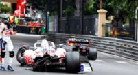 Image: Haas loses huge amount of money after Schumacher crashes in Monaco
