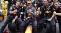 Image: Column   Verstappen got under Hamilton's skin and forced him into errors