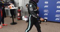 Afbeelding: Hamilton opeens niet meer zo lovend over zijn team: 'Bespreek dat eerst intern'