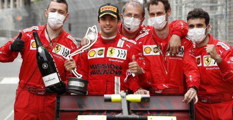 Carlos Sainz in profile   The Spaniard who claimed Ferrari's first podium of 2021