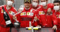 Image: Carlos Sainz in profile   The Spaniard who claimed Ferrari's first podium of 2021
