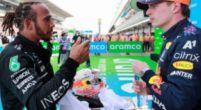 Afbeelding: Verstappen wint woordenwisseling met Hamilton: 'Dat is een teken van zwakte'