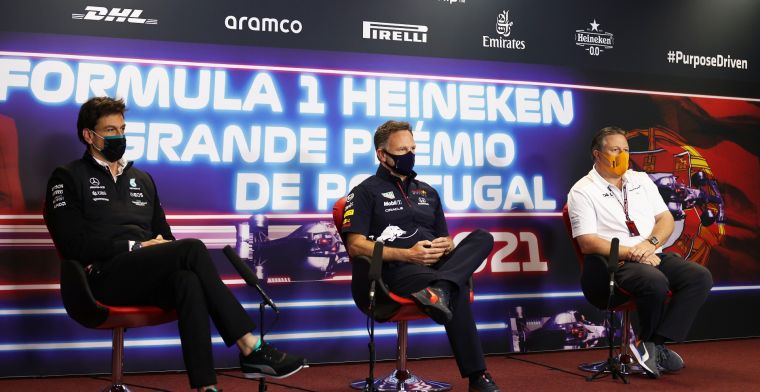 Rosberg: 'I don't think Wolff likes Horner very much'
