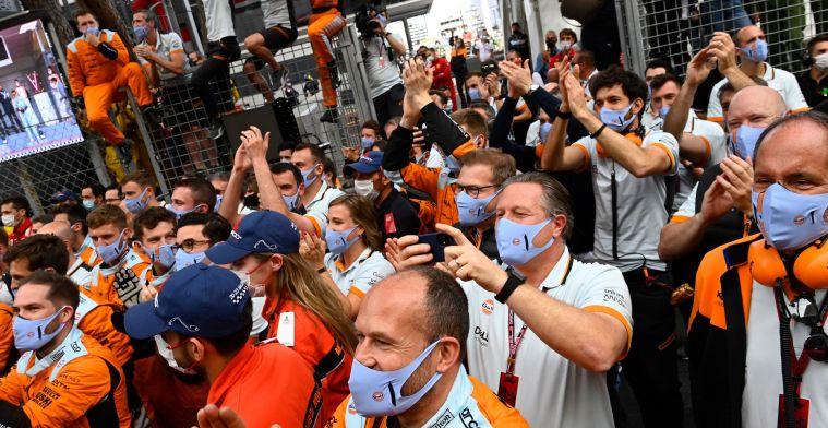 Brown vergelijkt IndyCar: 'Dat zou de Formule 1 ook moeten overnemen'