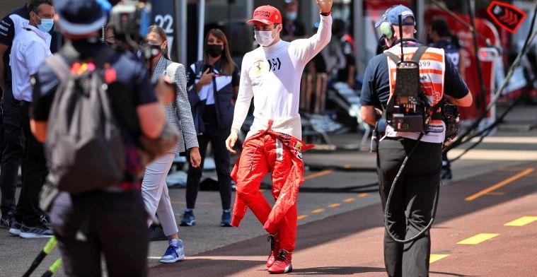 Ferrari replaces Leclerc's gearbox for Azerbaijan GP