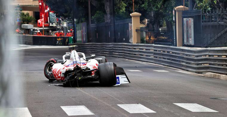 'Twee incidenten in vijf races is te veel voor Schumacher'