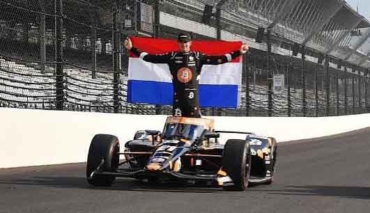 Slechts vijf Nederlanders deden ooit mee aan de Indy 500