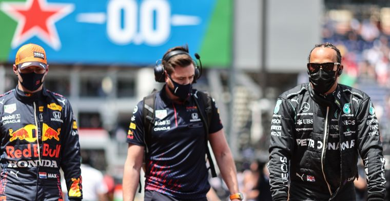 'Hamilton has done the same to Rosberg in the past'