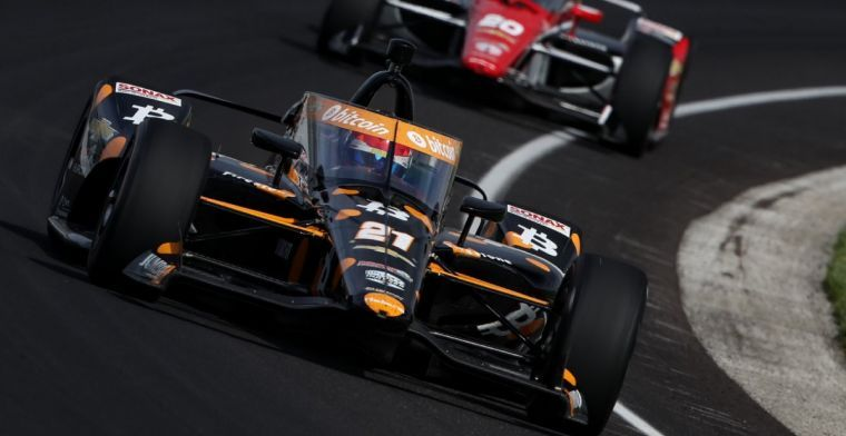 Castroneves wint 105e editie van de Indy 500, Van Kalmthout wordt achtste