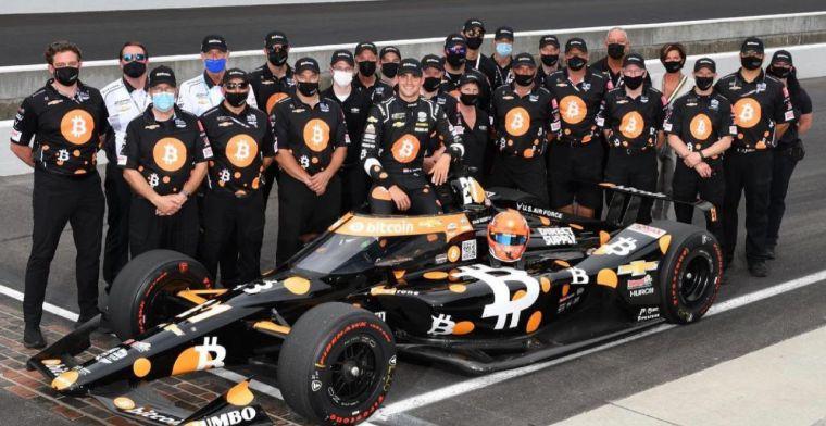 VeeKay klaar voor de Indy 500: 'Indianapolis kiest zijn eigen winnaars'
