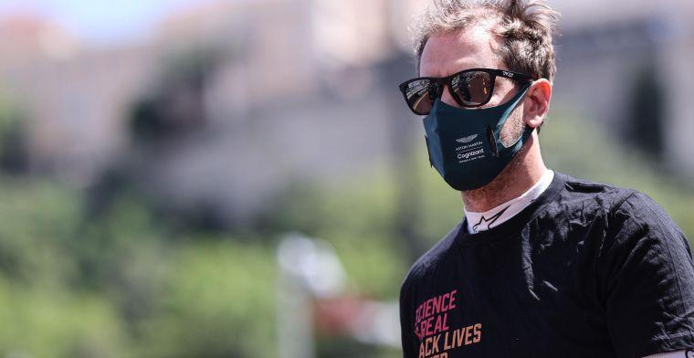 Villeneuve: 'Vettel earns millions, that's why he's not retired yet'