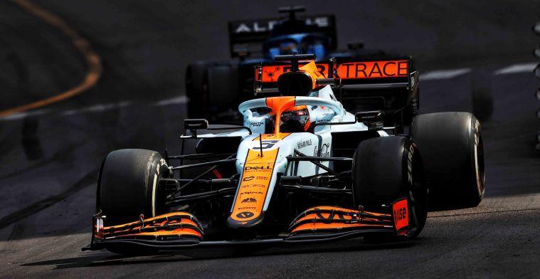 McLaren: Momenteel staan we nog niet waar we willen staan in de Formule 1