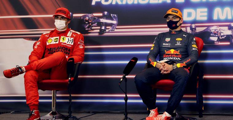 'Verstappen's results justify Sainz's departure'