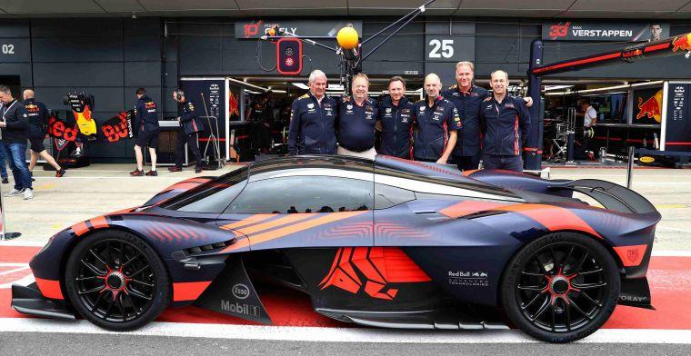 Former Aston Martin CEO on Valkyrie: Verstappen was also involved