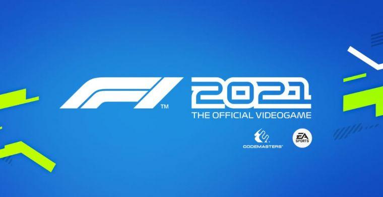 Eerste ervaring met de nieuwe Formule 1-game: F1 2021