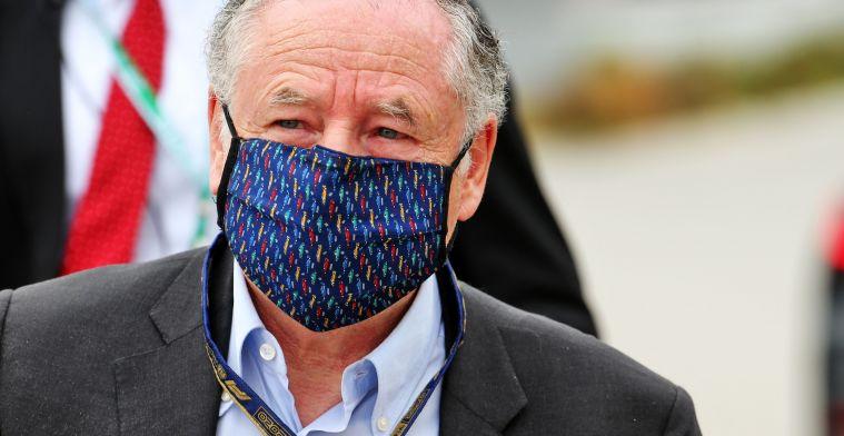 Todt: 'Overheersing Mercedes is niet altijd leuk, gelukkig is daar Verstappen'