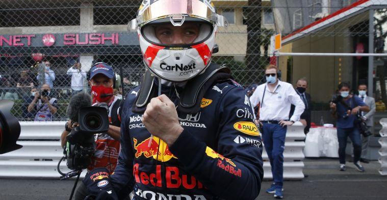 Complimenten voor Verstappen: 'Betere coureur geworden door ons jaar samen'