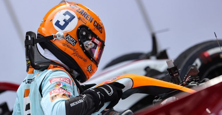 Ricciardo: 'This train will come to speed again'