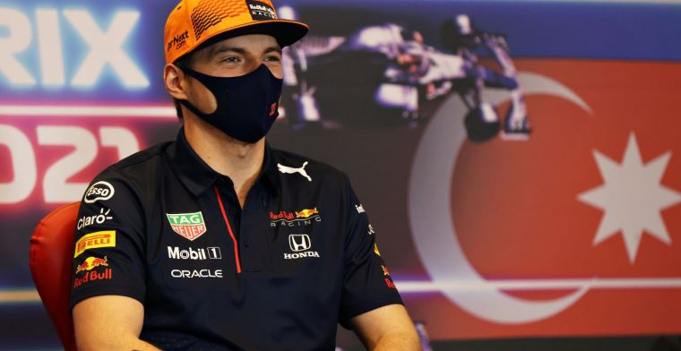 Verstappen: 'I don't need anyone to determine my set-up'
