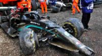 """Image: Russell reflects on Imola crash after """"tough love"""" conversation with Toto Wolff"""