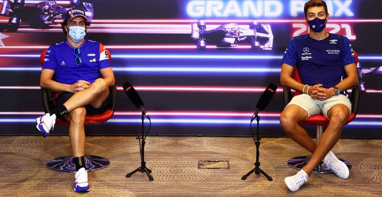 Alonso 'haat' het nu om te verliezen: 'Dat zorgt voor genoeg motivatie'