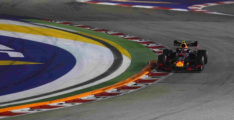 Breaking: No GP in Singapore in 2021, Formula 1 must look for alternative