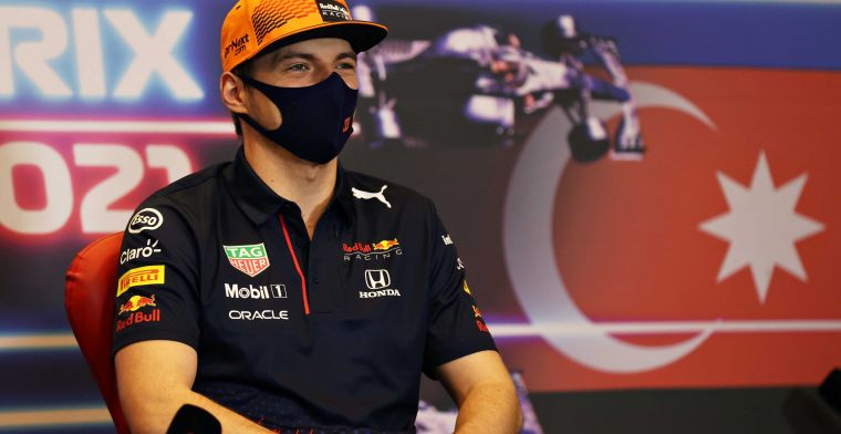 Verstappen remains relaxed: The way he deals with this is very important