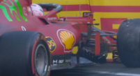 Image: Video: Leclerc hits the barriers again in Azerbaijan