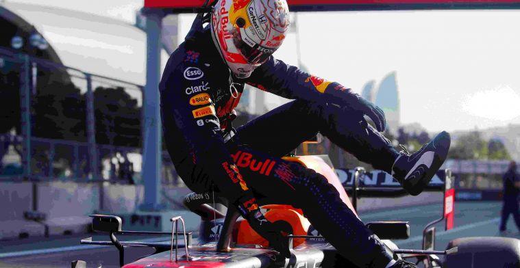Internetreacties: 'Alles zit tegen voor Verstappen, FIA pas de regels aan'